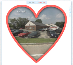 Jenikas Google Valentine