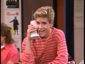 Zack Morris Cell Phone