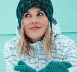 Sarah Burke Ski in Peace